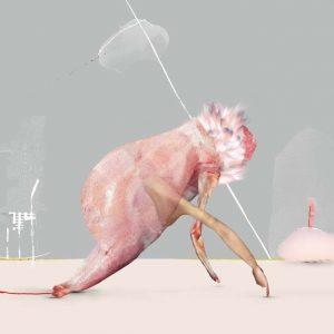 Katrin Salentin, OT/creeping, 2012, Digitale Collage
