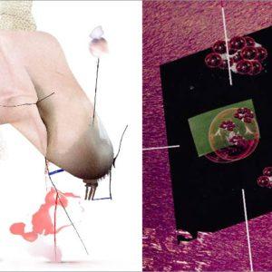 """Prolog, Heft Nr. 20: Absage, Katrin Salentin: """"Grinder"""" (Digitalcollage)"""