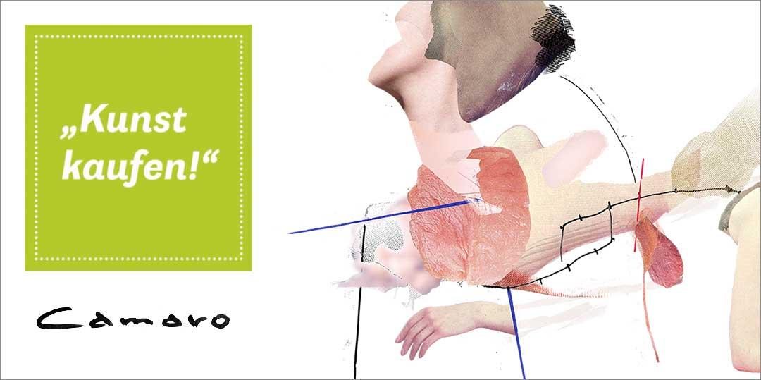 """Camaro Stiftung – """"Kunst kaufen!"""""""