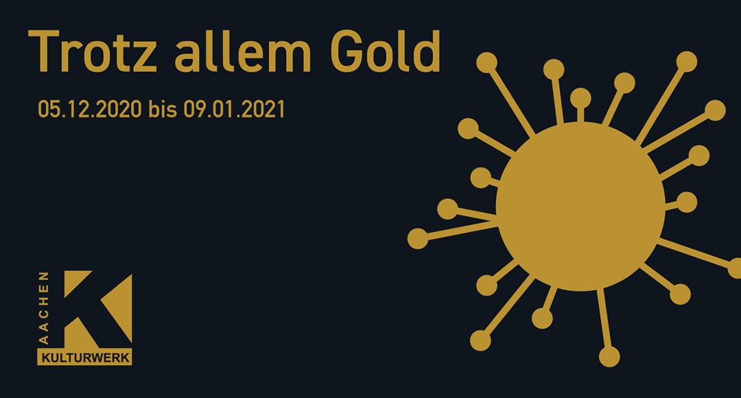 Trotz allem Gold