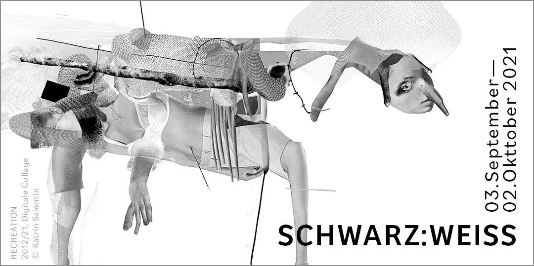 SCHWARZ:WEISS